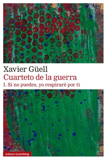Xavier Güell presenta Cuarteto de la guerra