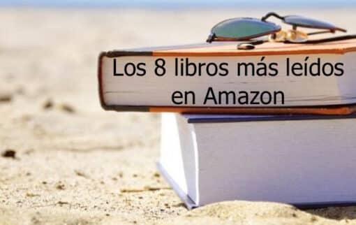 Los 8 libros más leídos en Amazon