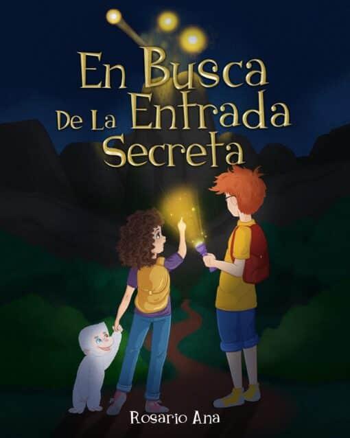 En busca de la entrada secreta, de Rosario Ana