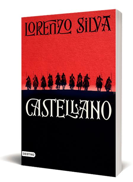 Castellano es la nueva novela de Lorenzo Silva