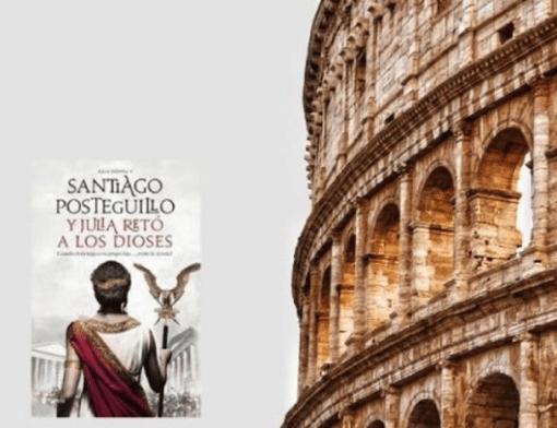 ¿Todavía no has leído «Y Julia retó a los dioses», la fascinante continuación de «Yo, Julia», de @santiago_posteguillo?