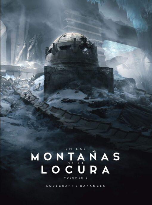 En las montañas de la locura volumen II, de Lovecraft/Baranger