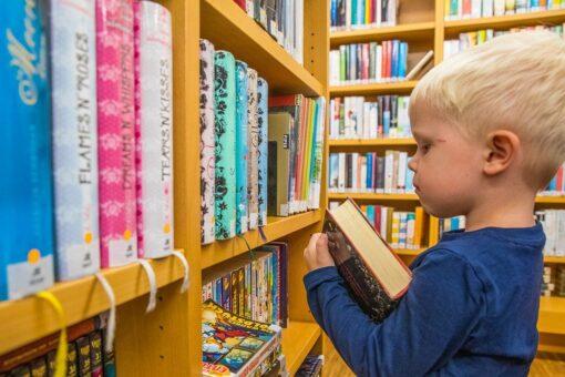 Las librerías infantiles más sorprendentes del mundo