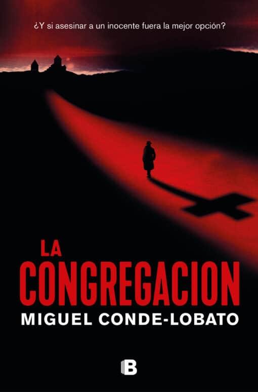 La congregación, una trepidante y adictiva novela