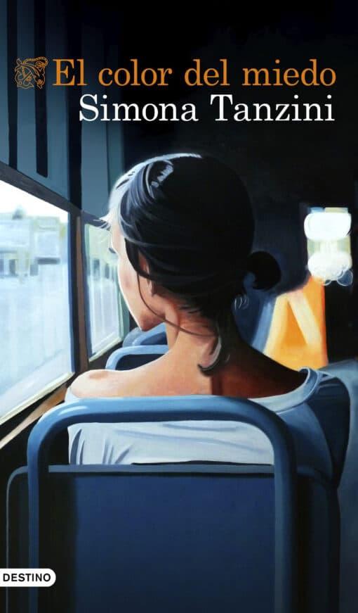 Llega El color del miedo, de Simona Tanzini, un noir meditérraneo que recoge el testigo de iconos como el Montalbano de Camilleri