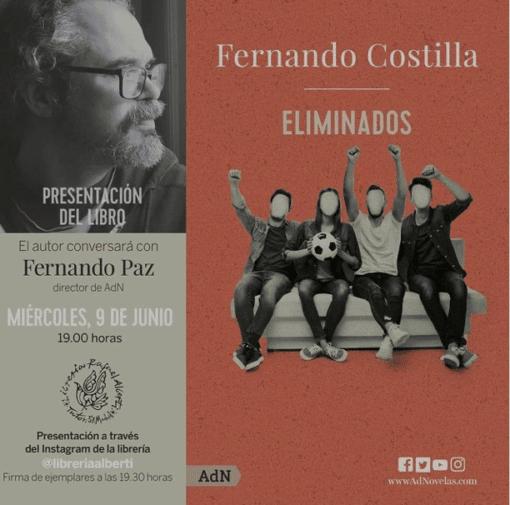 ELIMINADOS  de Fernando Costilla