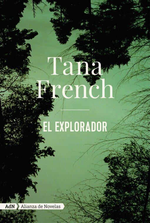 El explorador, de Tana French