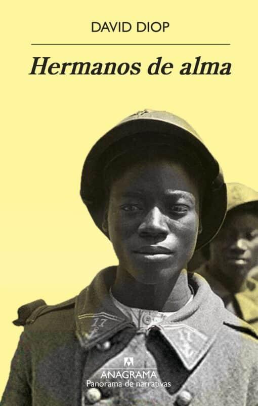 El escritor francés David Diop gana el International Booker Prize 2021 con «Hermanos de alma»