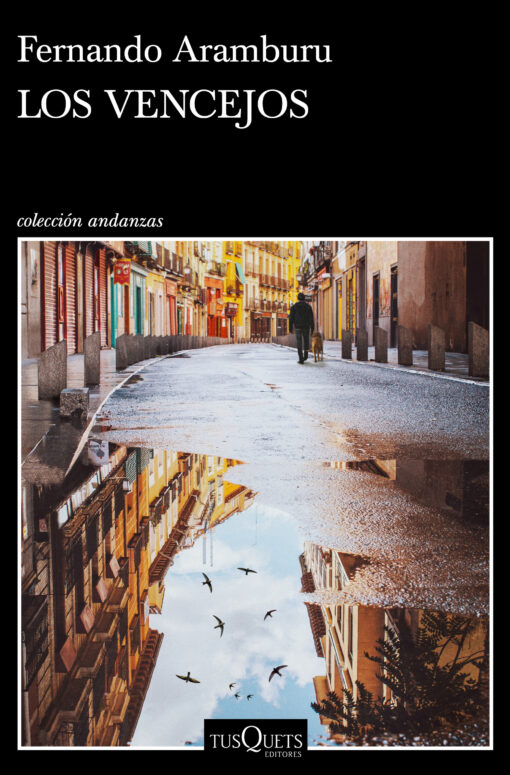 Ya a la venta. La nueva y estremecedora novela de Fernando Aramburu tras el éxito internacional de Patria.