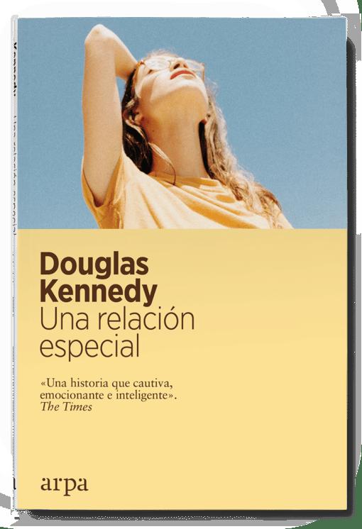 «Una relación especial», de Douglas Kennedy