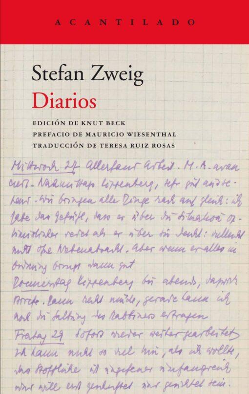 'Diarios' (Stefan Zweig)