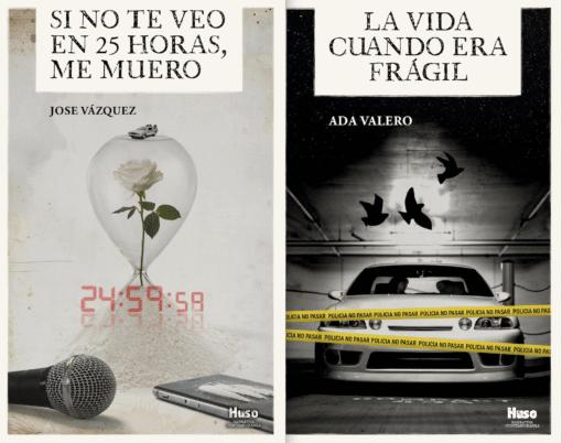 Huso Editorial presente en la Semana Negra de Gijón