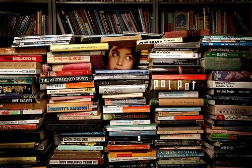 ¿Compras muchos libros y no te da tiempo a leerlos todos? Eso tiene un nombre en japonés