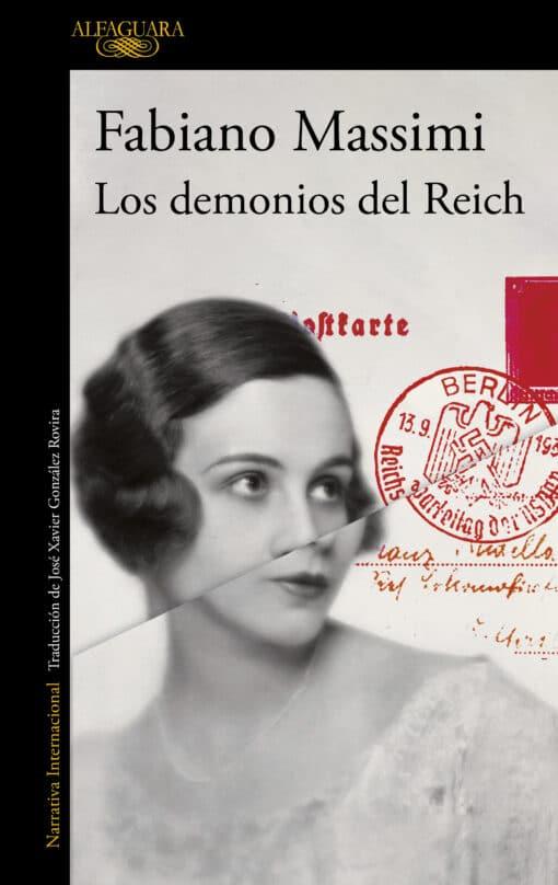 Tras el éxito de El ángel de Múnich, vuelve Fabiano Massimi con Los demonios del Reich