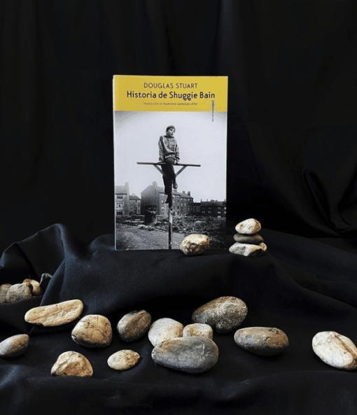 Historia de Shuggie Bain de Douglas Stuart