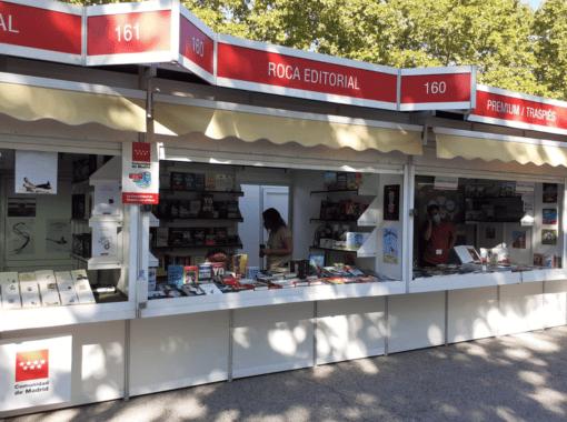 Los 11 libros más vendidos la segunda semana de Feria del Libro