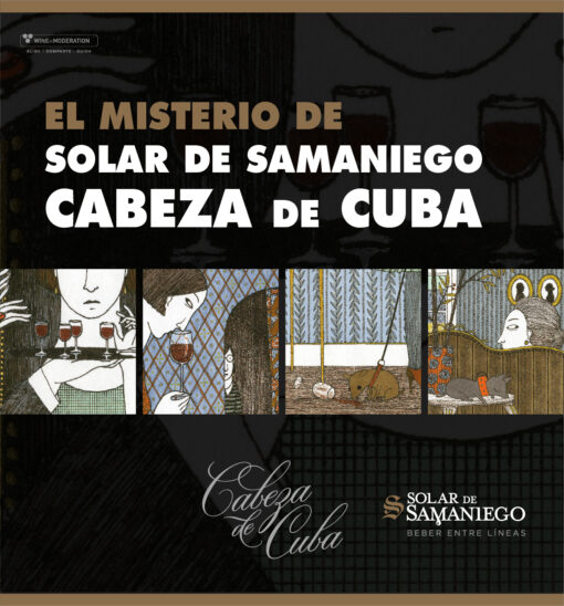 """Concurso de relato corto en torno al vino """"El misterio de Solar de Samaniego Cabeza de Cuba"""""""