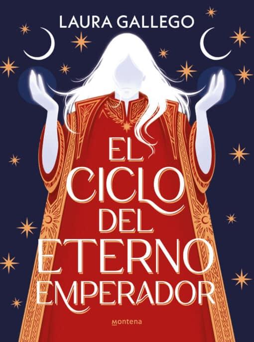 La esperada vuelta de Laura Gallego se llama El ciclo del eterno emperador