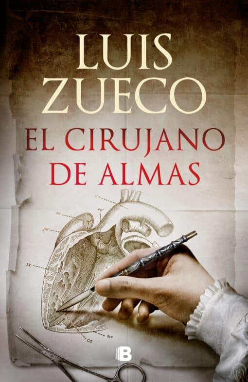 Luis Zueco, que ha vendido más de 150.000 ejemplares de toda su obra, se consagra como un maestro de la novela histórica