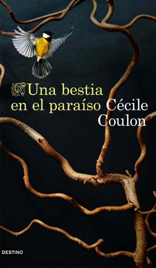Cécile Coulon, la nueva gran voz de la narrativa francesa, llega a las librerías con su novela 'Una bestia en el paraíso'