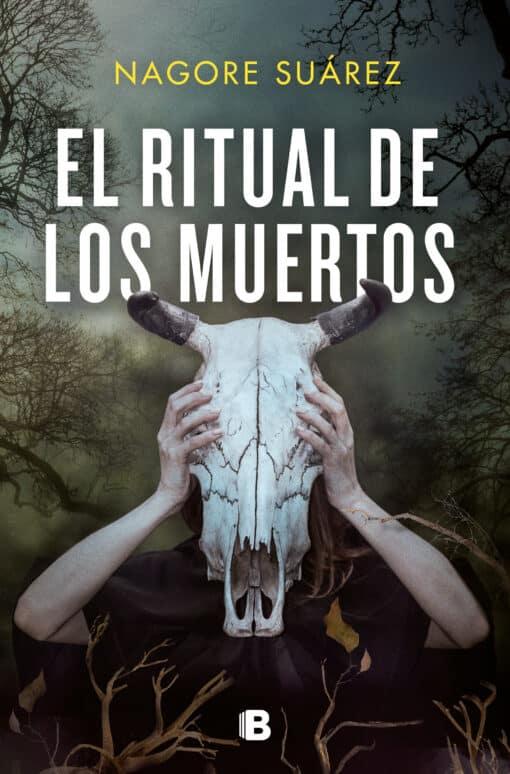Nagore Suárez retoma el escenario y los personajes en una nueva novela llena de intriga y secretos del pasado