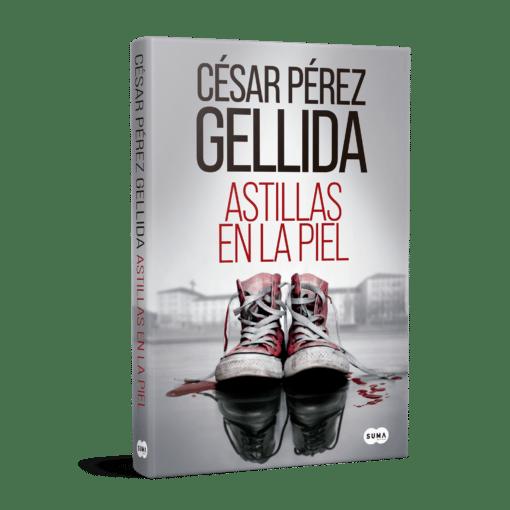 La mejor obra de César Pérez Gellida, Astillas en la piel