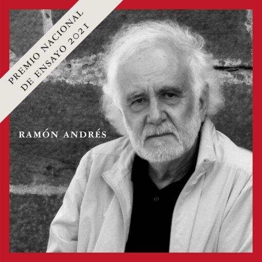 Ramón Andrés, Premio Nacional de Ensayo 2021 por 'Filosofía y consuelo de la música'